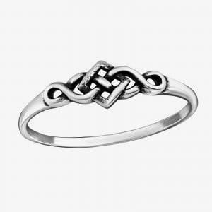 Celtic 925 Sterling Silver ring